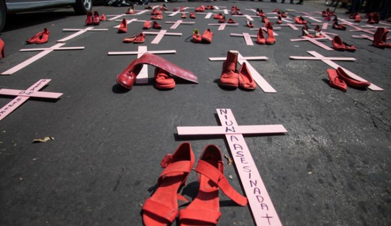 10 mujeres son asesinadas diariamente en México durante la pandemia