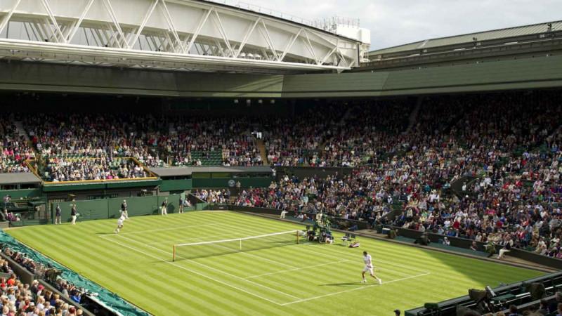 2020 sin Wimbledon