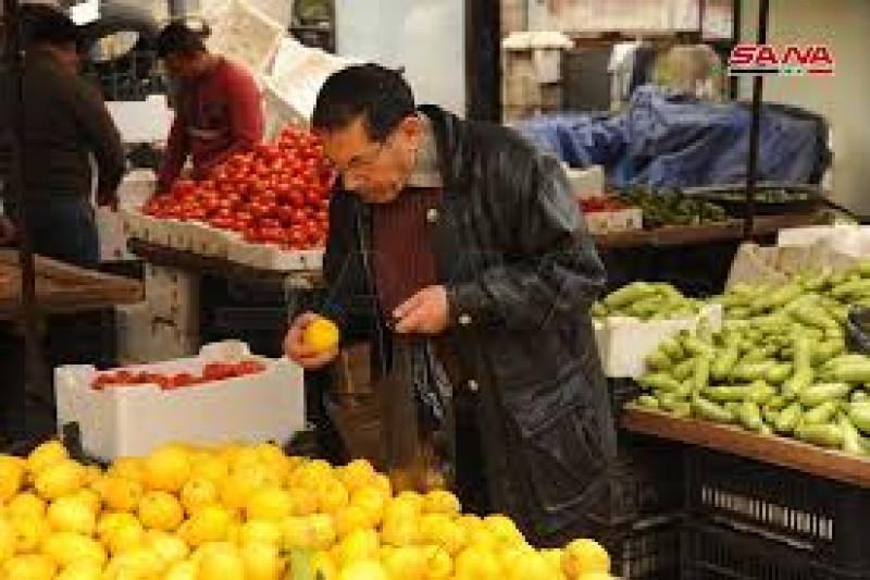 Precio de comida se dispara en Siria y hace más necesaria la ayuda, avisa ONU
