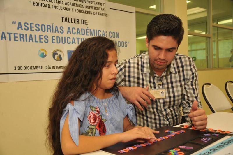 Mejora UAS condiciones para estudiantes con necesidades especiales