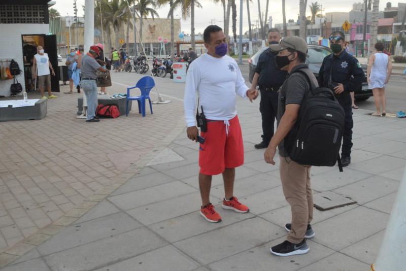 ESA retoma operativo de vigilancia y rescate en playas