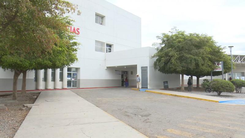 Descartan saturación de hospitales Covid