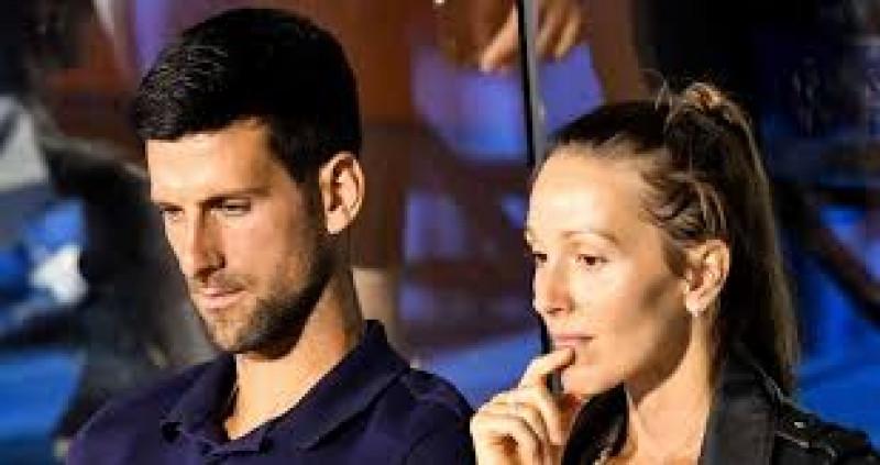 Djokovic y su esposa dan negativo en prueba de Covid-19