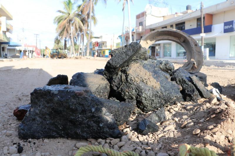 Localizan responsables del taponamiento en la Gutiérrez Nájera