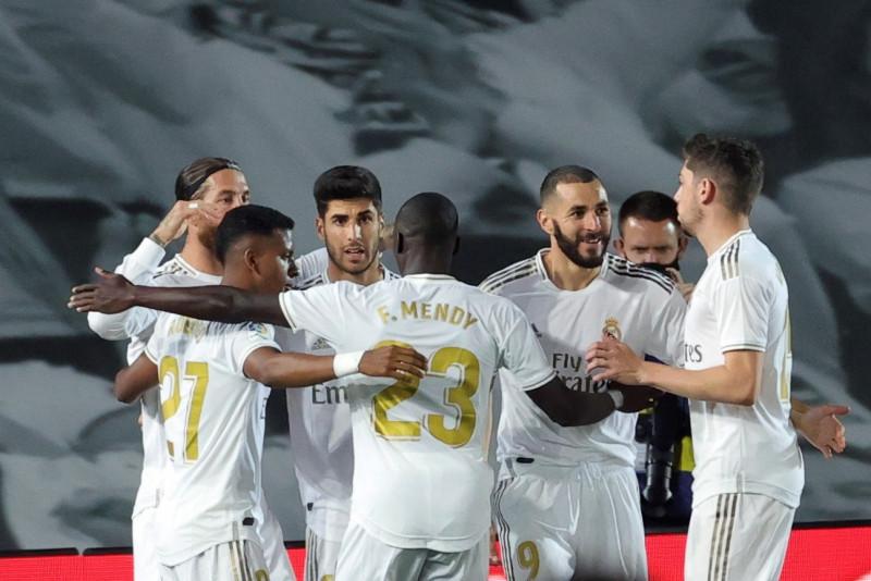 El Madrid gana, es lider  y se pone a 4 puntos del Barcelona