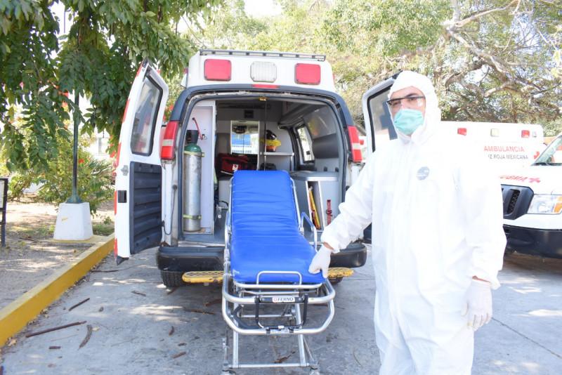 Son ya 69 voluntarios de Cruz Roja contagiados de COVID-19