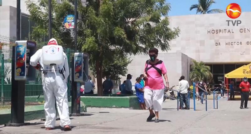 Hospitalizados en Mazatlán 150 casos de coronavirus