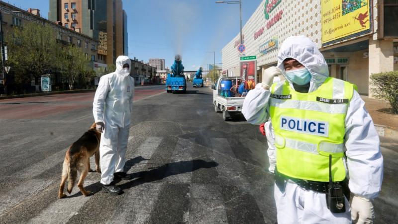 China emite alerta sanitaria por caso de peste bubónica