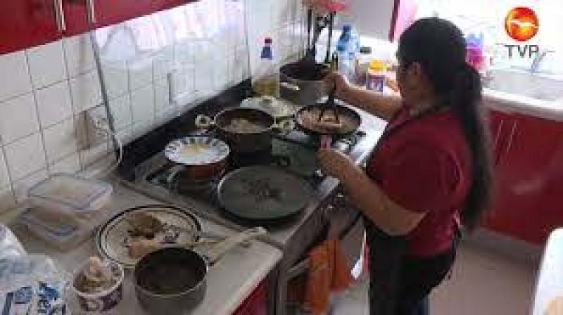 Capacita COEPRISS a empleadas domésticas en el tema de coronavirus