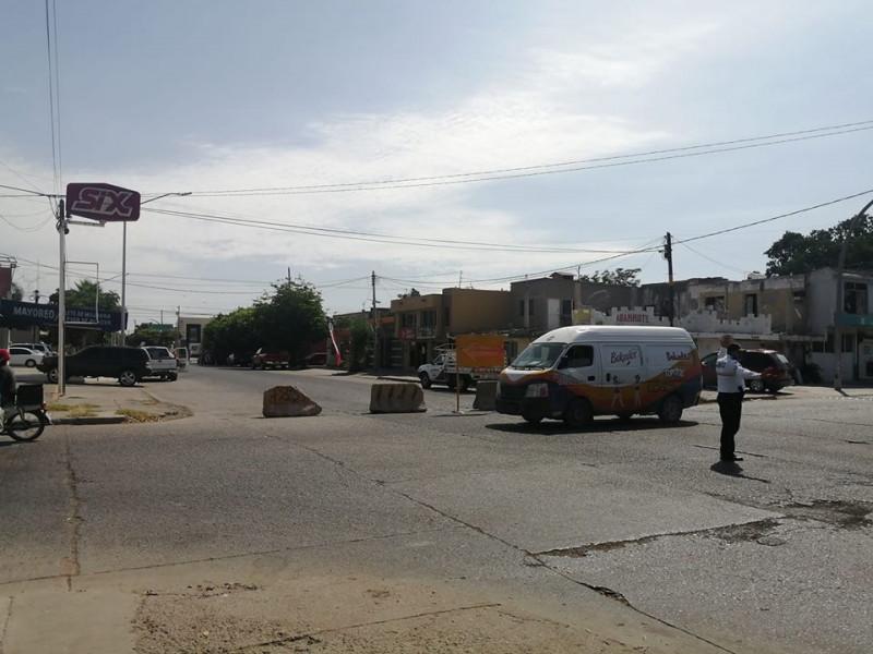 Repararán calle Belisario Domínguez