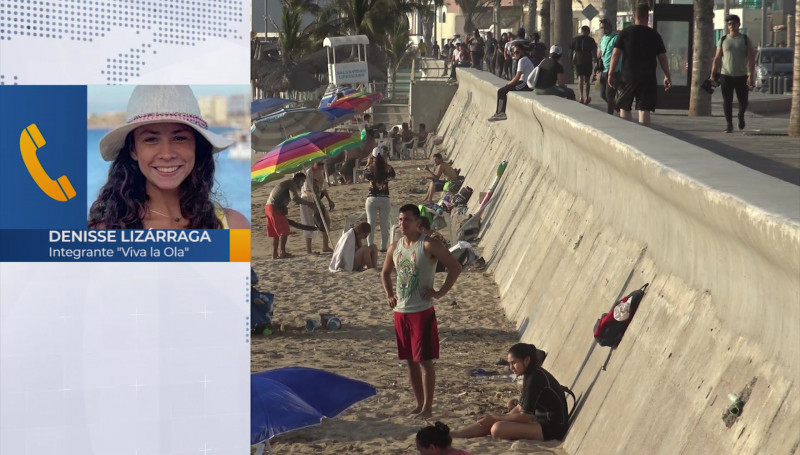 """Pide """"Viva la Ola"""" recoger la basura de las playas"""