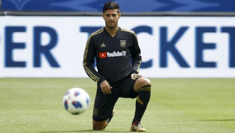 Carlos Vela no jugará en Torneo de Regreso de la MLS