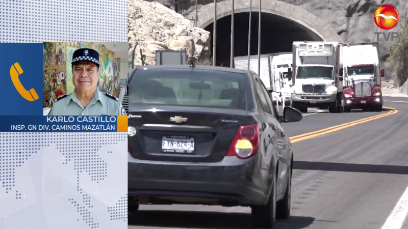 Incrementò flujo vehicular en carreteras federales