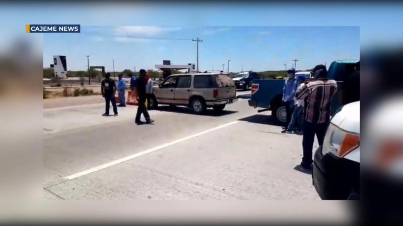 Canaco en contra del Acuaférico y de los bloqueos en carreteras