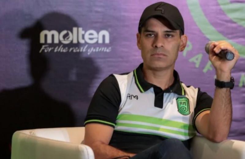 Rafael Márquez lamenta como se maneja el fútbol mexicano
