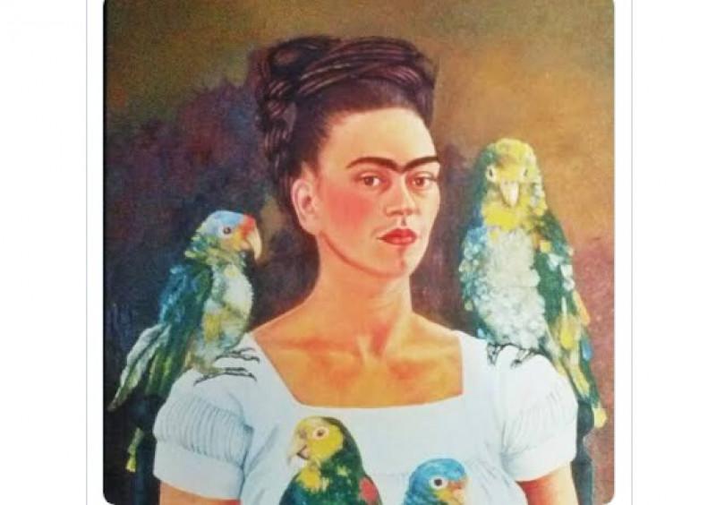 Drogan a hombre y le roban sus pinturas de Frida Kahlo y Rufino Tamayo.