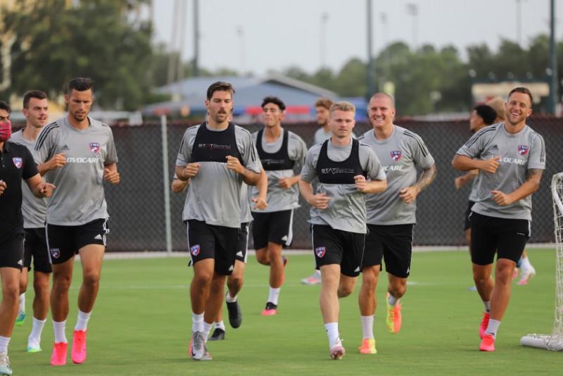 La MLS confirma la salida de FC Dallas de Orlando por Covid.19