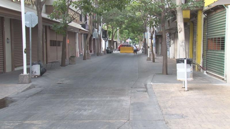 """Cierran """"mas"""" las calles del centro"""