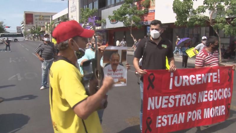 El PRI le apuesta al diálogo en el conflicto de comerciantes del centro y autoridades