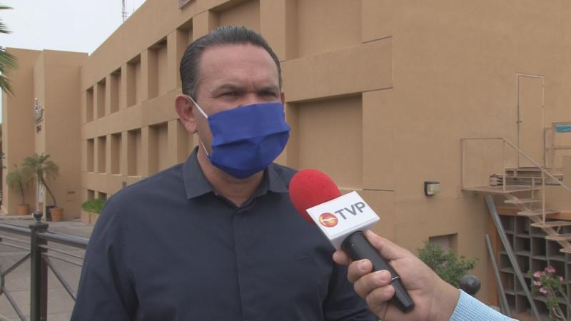 Sergio Torres no quita el dedo del renglón, asegura que estará en la boletas electorales en 2021