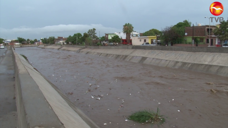 Bajo la incertidumbre vecinos que viven cerca del arroyo Jabalines