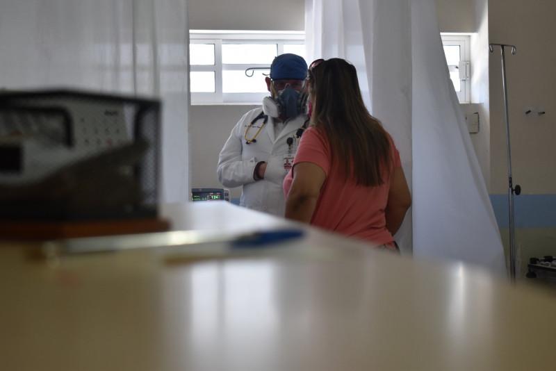 Ha atendido Cruz Roja más de mil personas positivas y sospechosas de Covid-19
