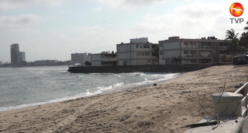"Detectan 8 playas de ""Alto riesgo"" en Mazatlán"