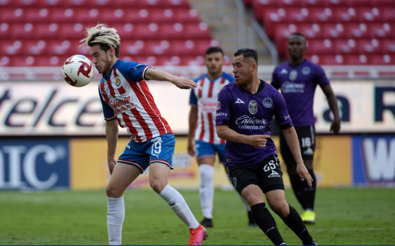 Mazatlán FC pierde ante las Chivas