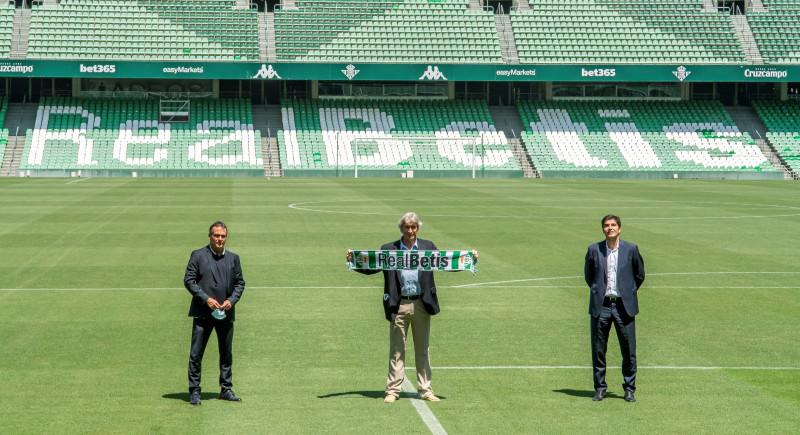 Pellegrini es nuevo técnico del Betis
