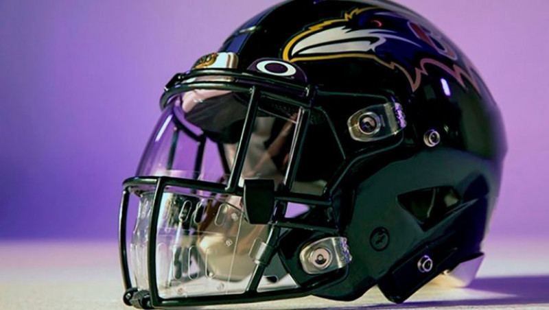 NFL presenta casco anti Covid-19