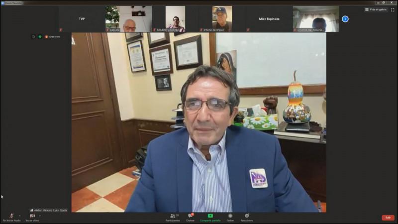Prudencia recomienda Cuén Ojeda a las autoridades en tema covid
