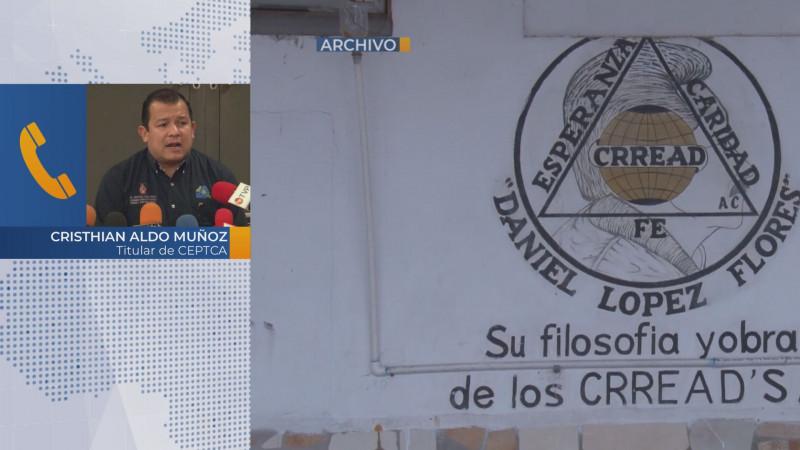 CEPTCA, visitará nuevamente los Centros de Rehabilitación para dar cumplimiento a proyectos