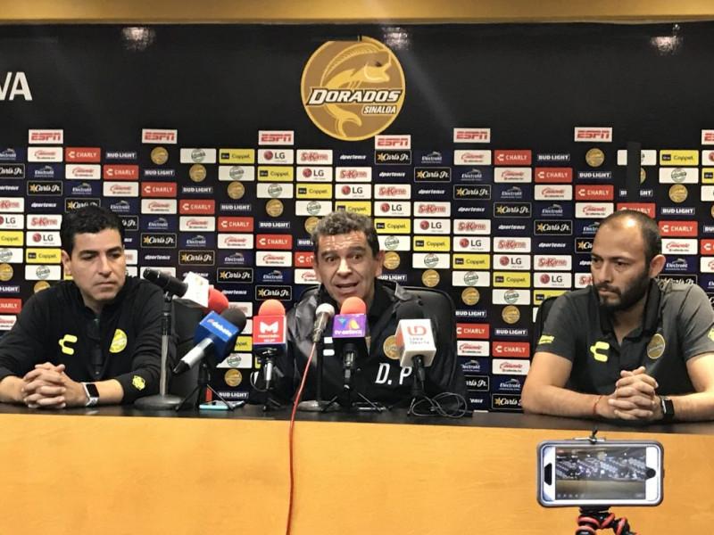 David Patiño reportará a Dorados éste fin de semana