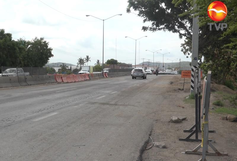 Abren a la circulación tramo carretero en reparación
