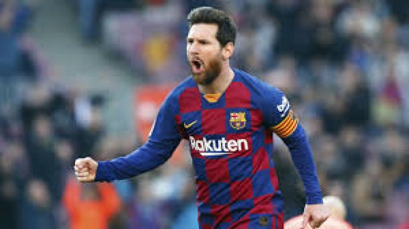 Lionel Messi obtiene su séptimo Pichichi