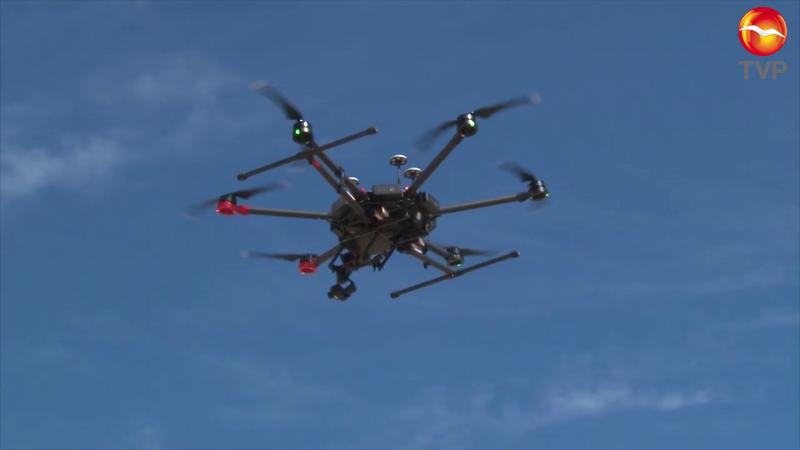 Vigilarán con drones medidas sanitarias en playas de Mazatlán