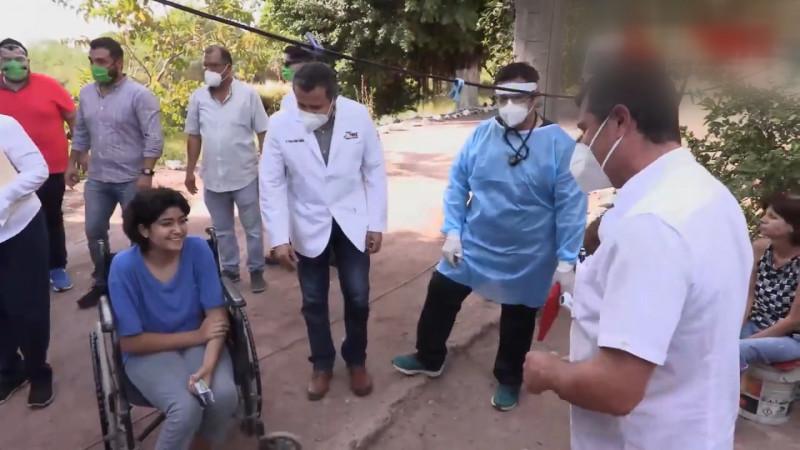 Segunda jornada médica bajo medidas sanitarias