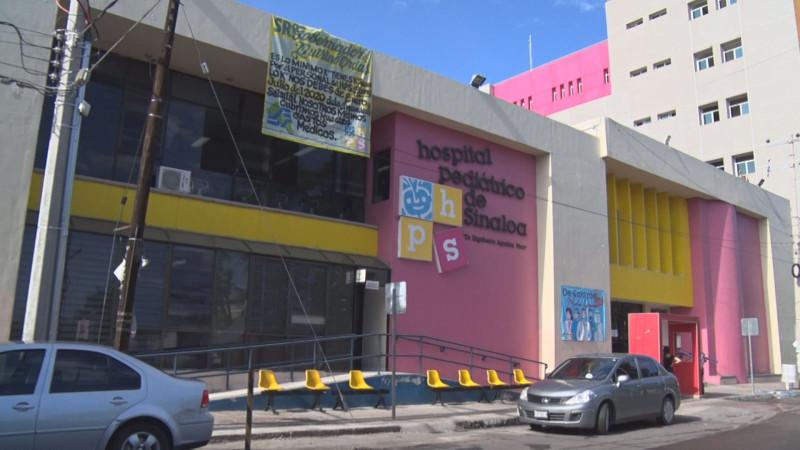 De nueva cuenta trabajadores del Pediátrico exigen nivelación salarial