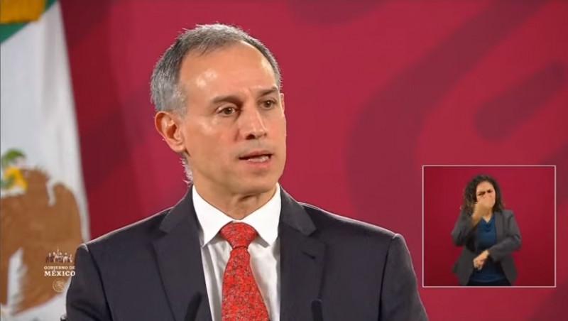 López-Gatell afirma que el Covid-19 no se contagia por vía sexual