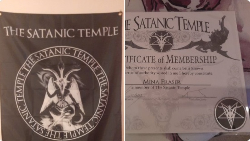 El Templo Satánico ofrece becas de 500 dólares para estudiar la universidad