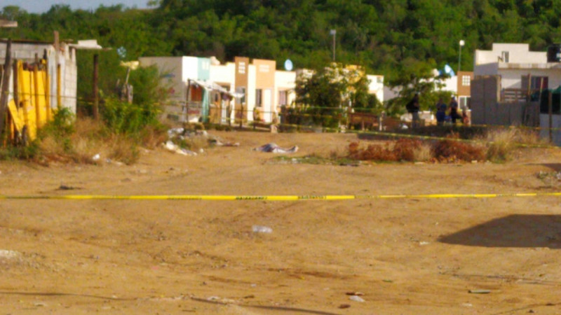 Localizan cuerpo con impactos de bala en Pradera Dorada
