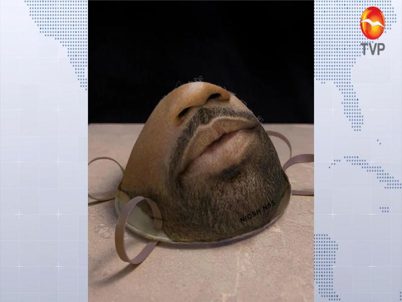 Desarrollan prototipo de cubrebocas  de reconocimiento facial