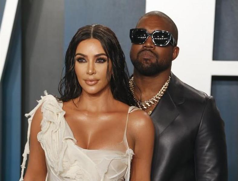 Kanye West aseguró que está intentando divorciarse de Kim Kardashian