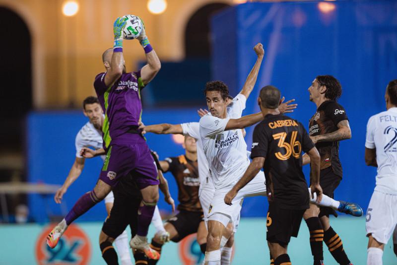 Los Ángeles Galaxy es eliminado de la MLS