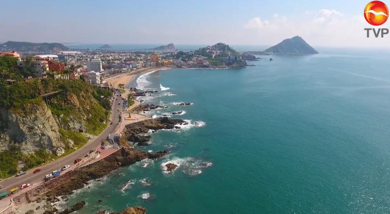 Semáforo en naranja, incrementó el turismo en mazatlán