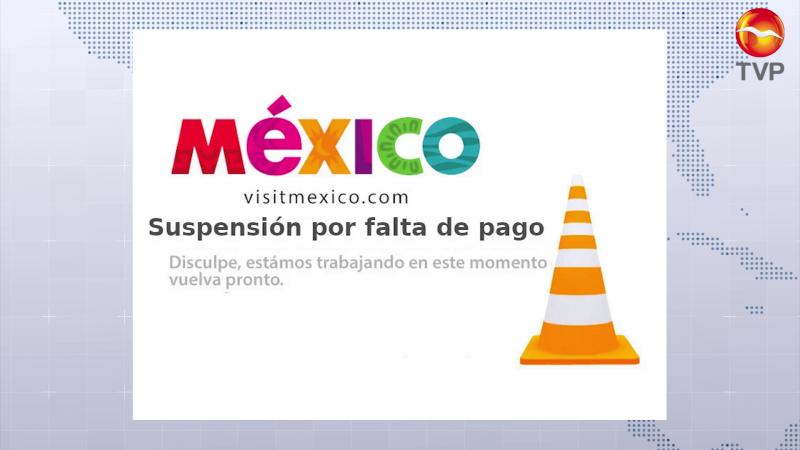 Queda fuera de línea página de promoción turística del país