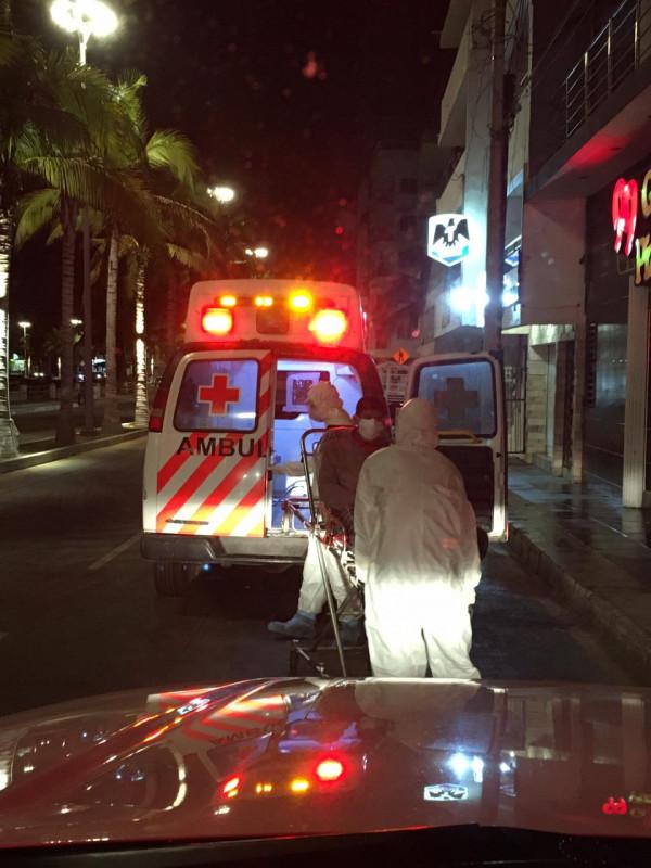 Sigue la atención de Cruz Roja a posibles enfermos de Covid