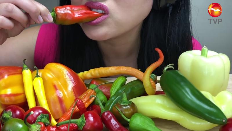El chile producto agrícola muy mexicano