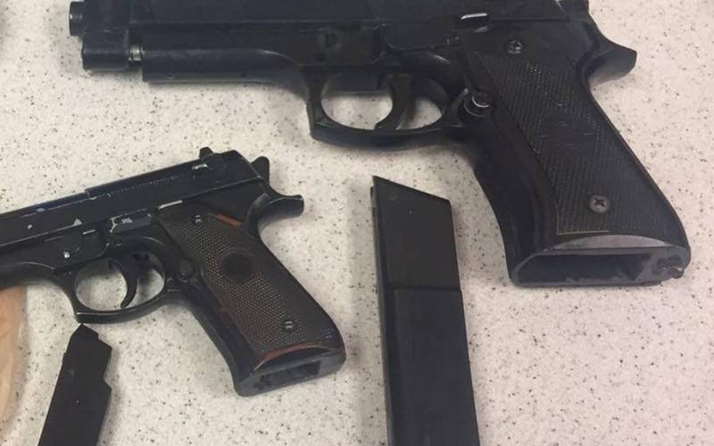 Prisión a quien asalte usando pistolas de juguete
