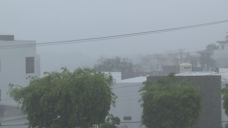 """Alta humedad de """"Hanna"""" provocará lluvias en la mayor parte de Sinaloa"""